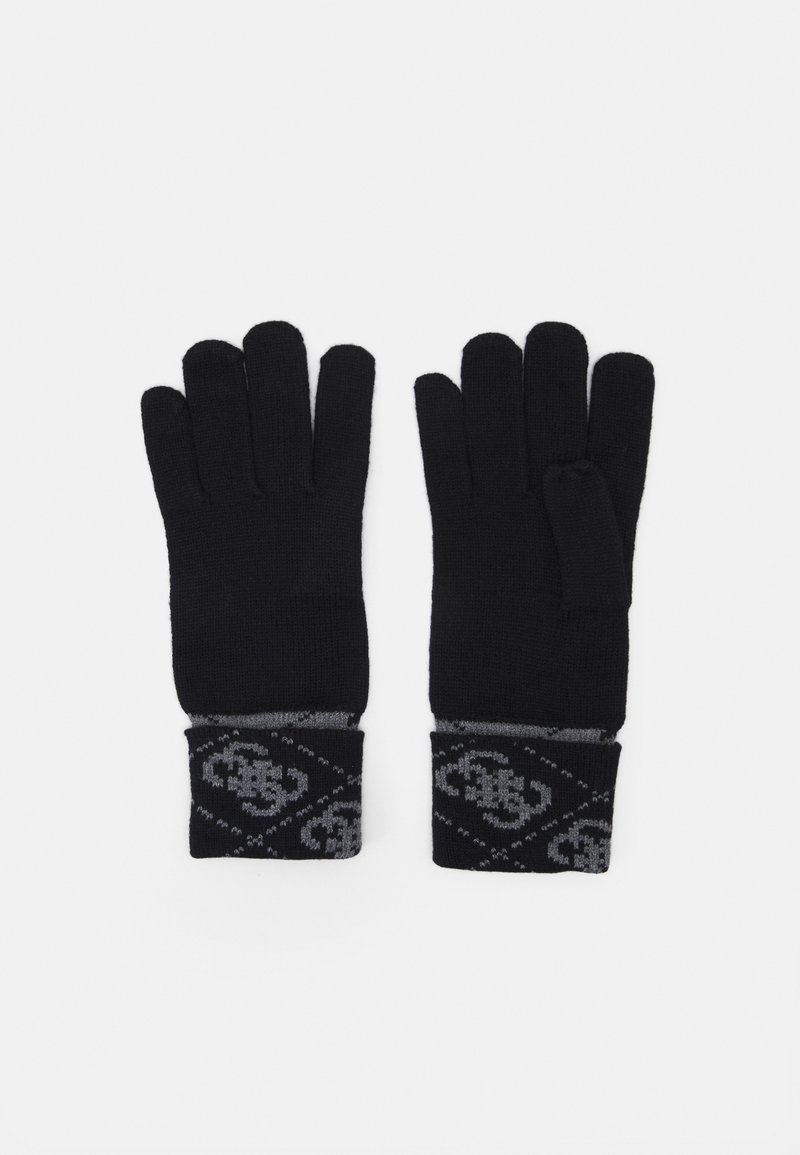 Guess - VEZZOLA GLOVES - Gloves - black