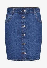 Ro&Zo - Mini skirt - blue denim - 2