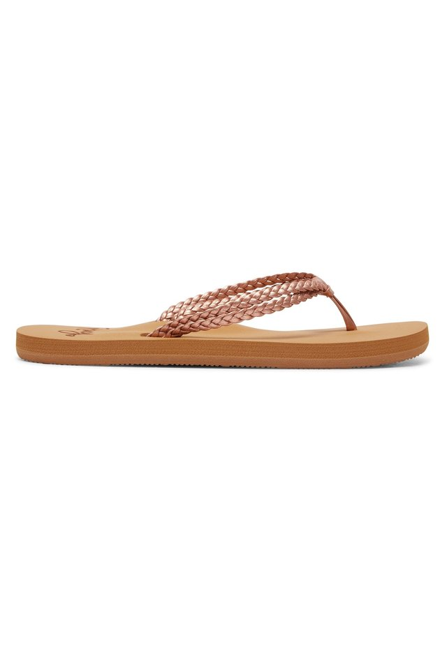 COSTAS  - Pool shoes - rose gold