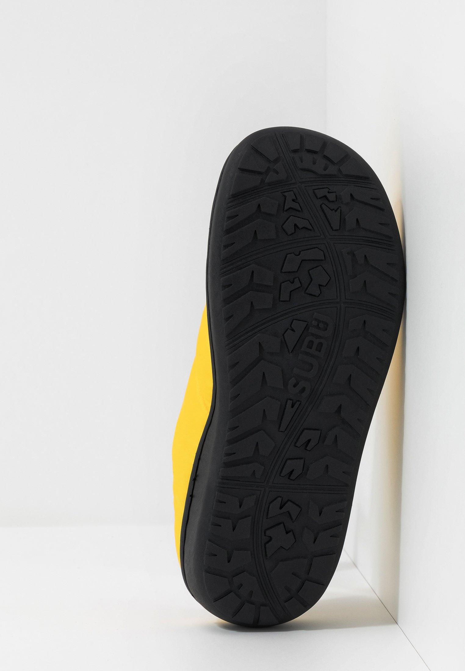 Subu Træsko - Yellow