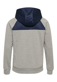 Hummel - Zip-up hoodie - mottled grey - 1