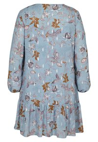 Zizzi - Day dress - light blue - 2