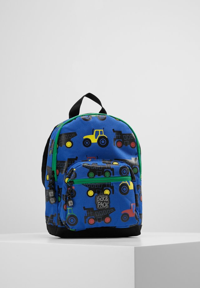 TRACTOR MINI BACKPACK - Tagesrucksack - blue