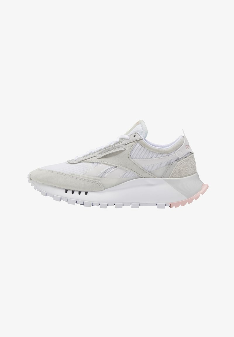 Reebok Classic - CLASSIC LEATHER LEGACY SHOES - Baskets basses - white