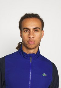 Lacoste Sport - TRACKSUIT - Tracksuit - cosmic/navy blue/white - 5