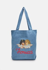 Fiorucci - ANGELS TOTE BAG UNISEX - Shopping bag - blue - 0