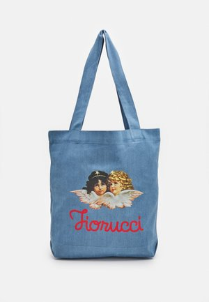 ANGELS TOTE BAG UNISEX - Shopping bags - blue
