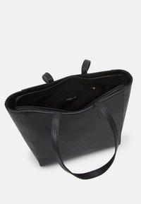 Even&Odd - Tote bag - black/rose gold - 2