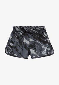 ASICS - Pantalón corto de deporte - performance black - 3
