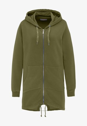 Parka - camouflage green