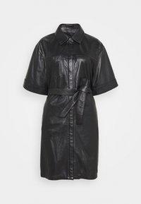Oakwood - BREAK - Shirt dress - black - 5