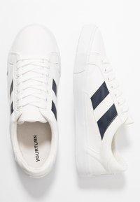 YOURTURN - Trainers - white/dark blue - 1