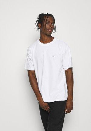DESTRUCTION & REBIRTH - T-shirt imprimé - white