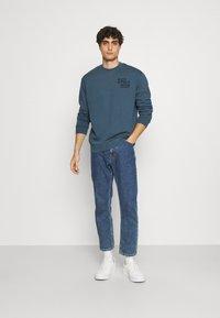 Marc O'Polo DENIM - Sweatshirt - grayish petrol - 1