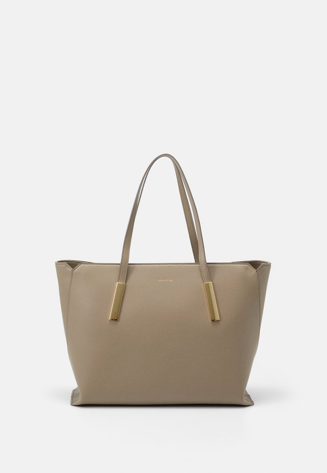 FRANCA - Shopping Bag - taupe