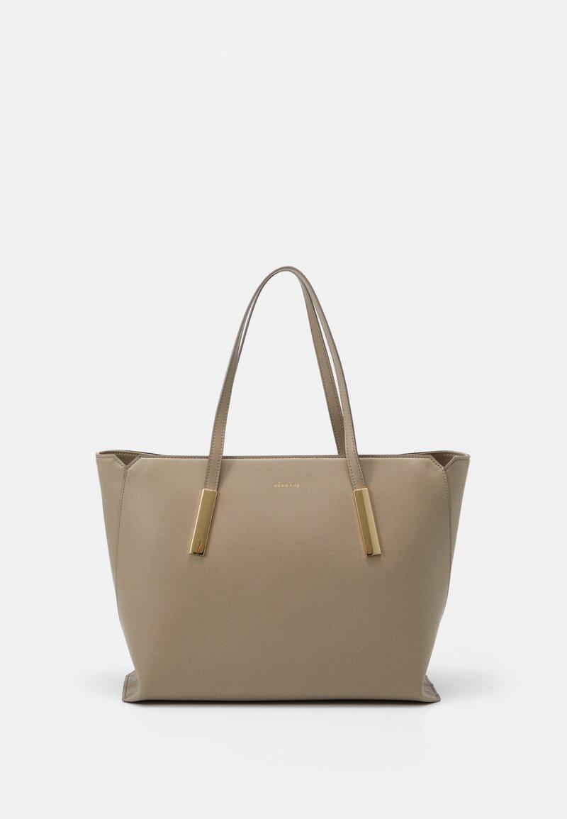 Maison Hēroïne - FRANCA - Shopping bag - taupe