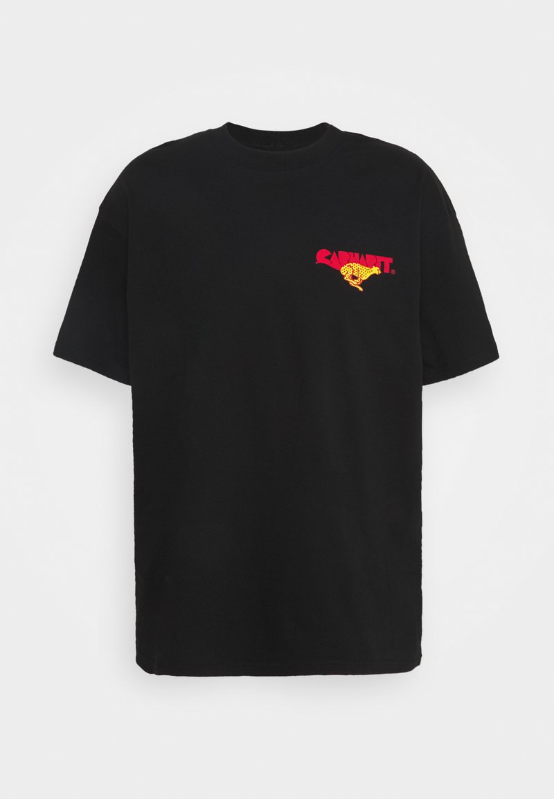 Carhartt WIP - RUNNER - Print T-shirt - black