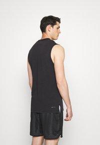 Jordan - DRY AIR - Funkční triko - black/white - 2