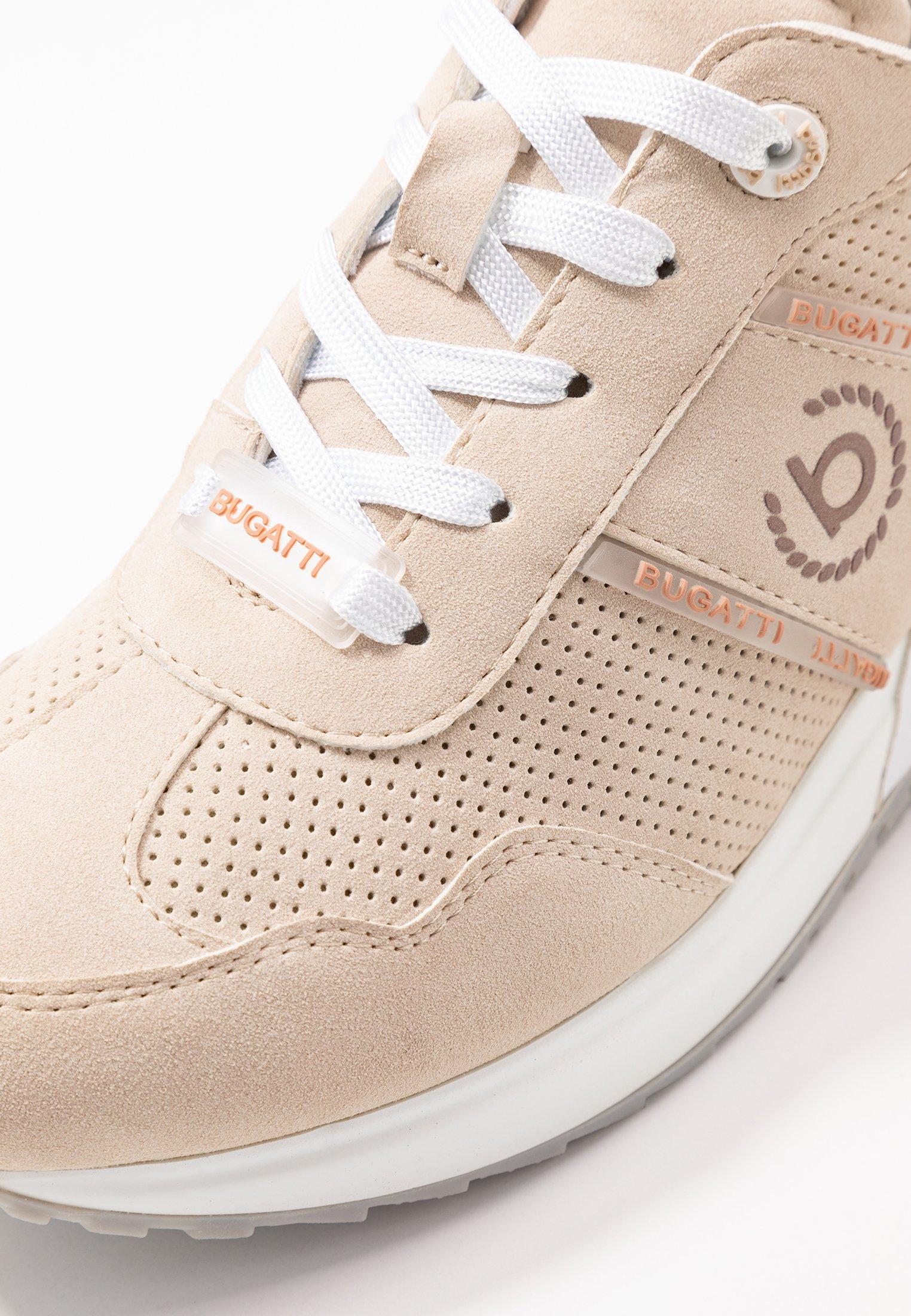 IVORY Sneaker low beigemetallics
