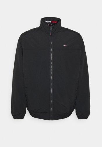 PLUS ESSENTIAL PADDED JACKET - Light jacket - black