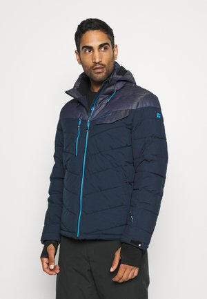 COMPLOUX QUILTED  - Ski jacket - midnight