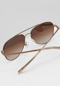 Michael Kors - SAN DIEGO - Sunglasses - shiny mink brown - 4