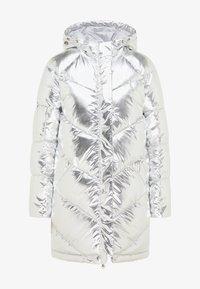 myMo - Winter coat - silber - 4