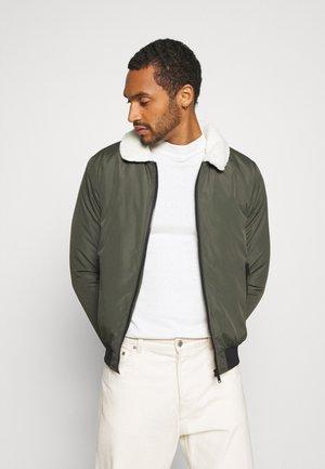 PUTNEY - Bomber Jacket - khaki