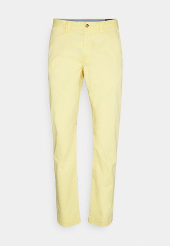 BEDFORD PANT - Chinos - empire yellow