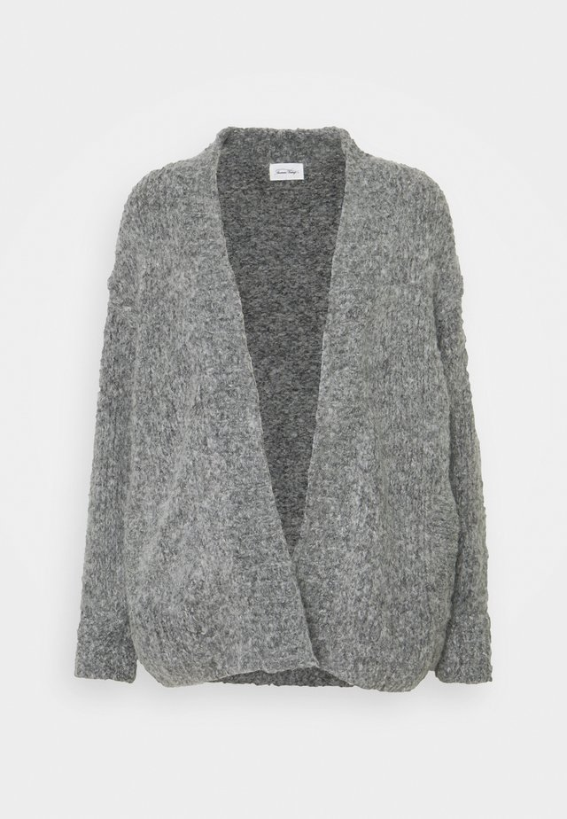 TUDBURY - Cardigan - gris chine