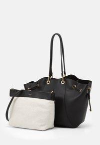 PARFOIS - SAC NAIF - Across body bag - black - 0