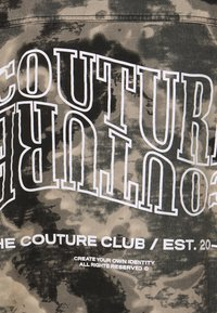 The Couture Club - WATERCOLOUR SHACKET - Denim jacket - multi-coloured - 2