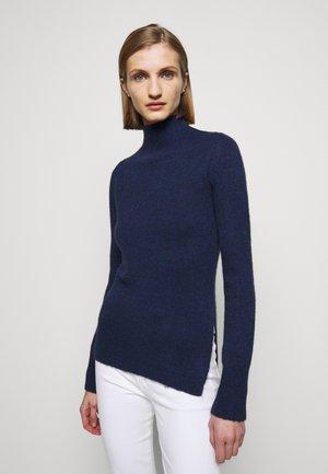PERLA - Strickpullover - navy blue