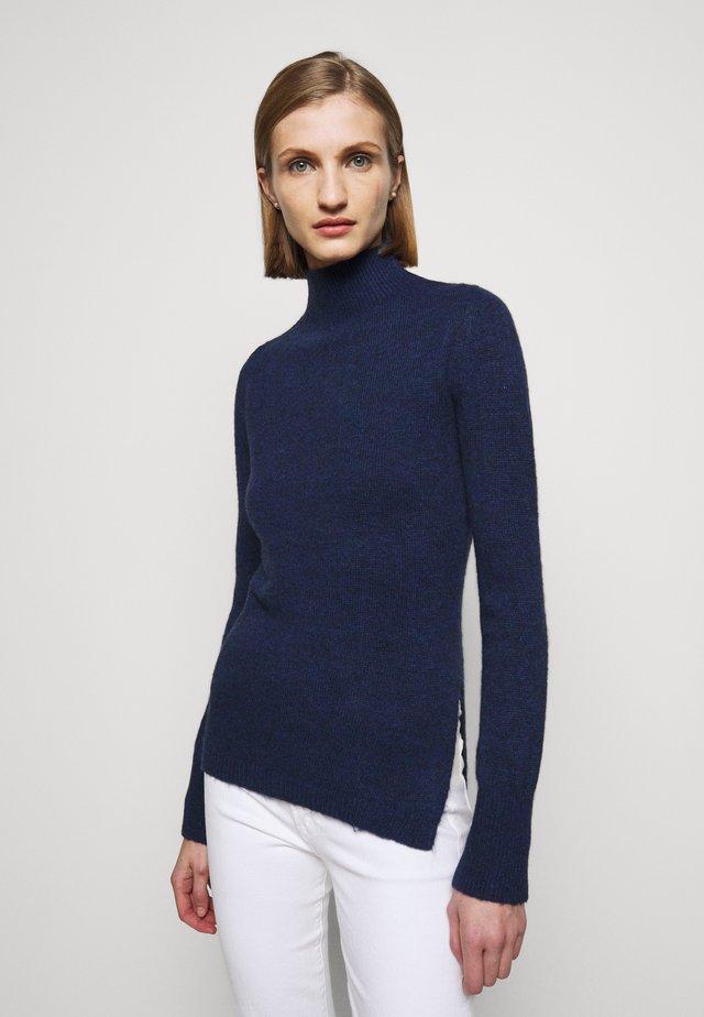 PERLA - Sweter - navy blue