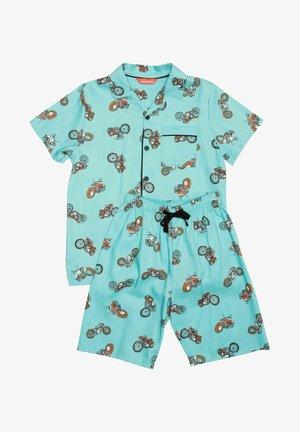 2 PIECE SET LUCAS - Pyjamas - motor print