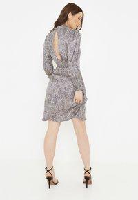 BEAUUT - Shirt dress - multicolour - 2