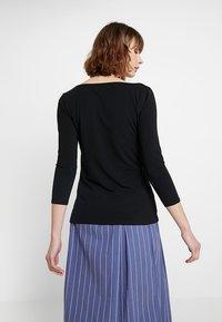 mint&berry - Langærmede T-shirts - black - 2