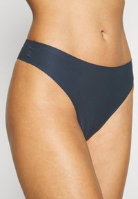 Chantelle - SOFT STRETCH - Thong - bleu hiver - 4