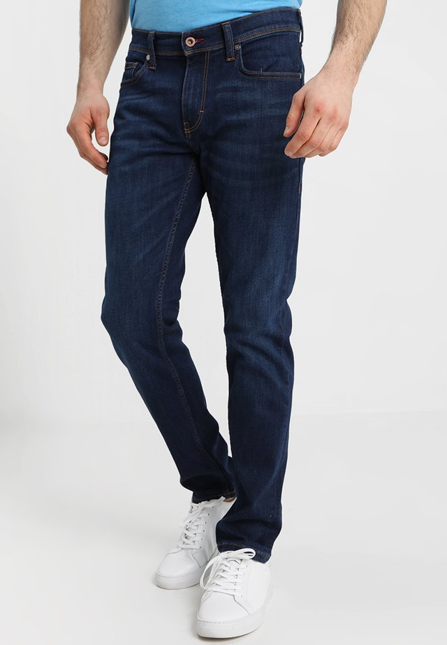 VEGAS - Slim fit jeans - stone washed