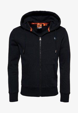 COLLECTIVE - Zip-up hoodie - navy blue