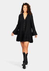 Isla Ibiza Bonita - Day dress - black - 0