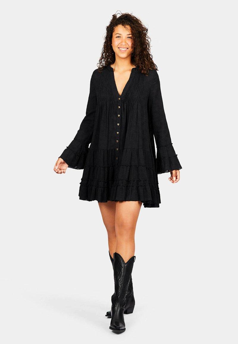 Isla Ibiza Bonita - Day dress - black