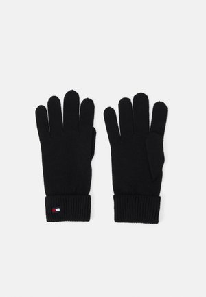 ESSENTIAL GLOVES - Gloves - black