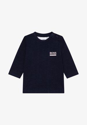 T-shirt à manches longues - bleu cargo
