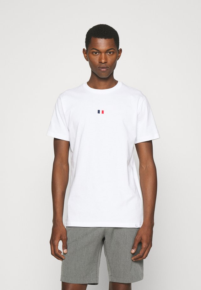 FLAG - T-shirt basique - white