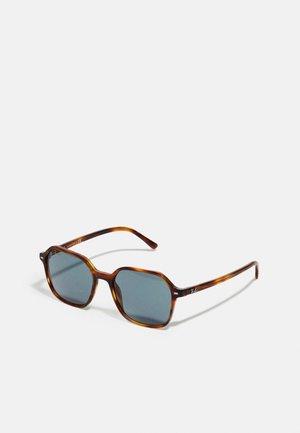 UNISEX - Sunglasses - shiny havana