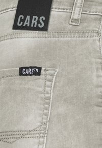 Cars Jeans - SEATLE - Jeansshorts - grey used - 5