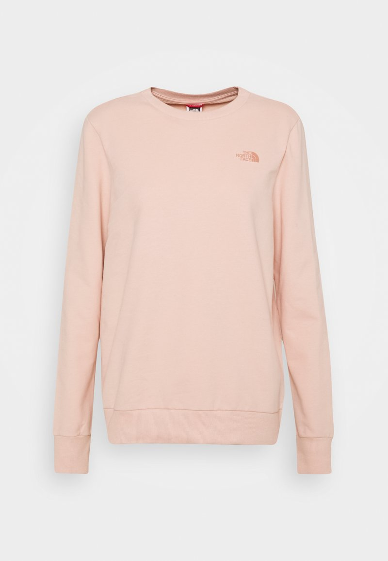 The North Face - CREW - Sweatshirt - light pink