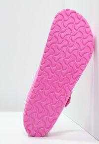 Birkenstock - GIZEH - Pool shoes - pink - 6