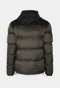 Schott - UTAH UNISEX - Winter jacket - khaki - 1